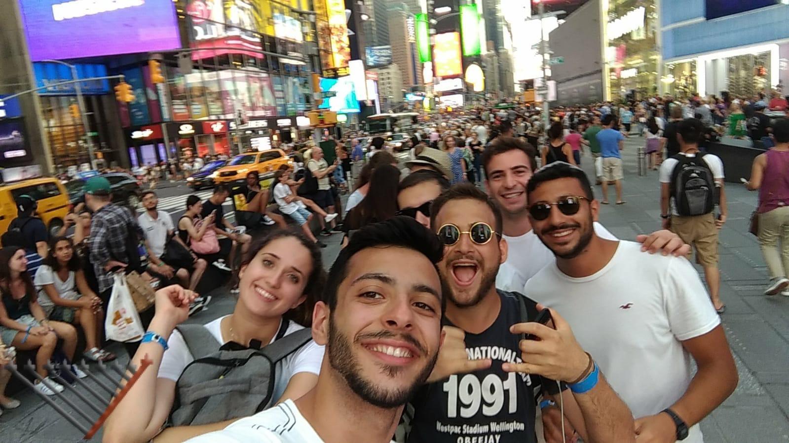 Viaggio Premio a NY per Studenti