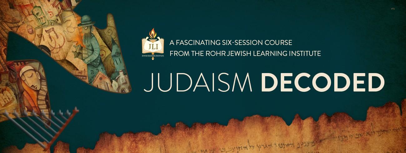 Ebraismo Decodificato: L'origine e l'evoluzione della tradizione ebraica